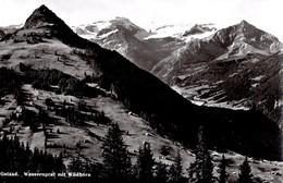 Gstaad Wasserngrat Mit Wildhorn - BE Berne