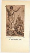 SANTINO HOLY CARD LA SACRE CEUR DE JESUS - PRIMA PARTE 900 (87M - Santini