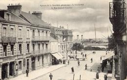 SAINT-NAZAIRE 8 RUE AMIRAL-COURBET AGENCE DE LA SOCIETE GENERALE - Saint Nazaire