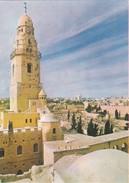 Cartolina - Postcard - Dormition Abbey Mount Zion , Jerusalem   - Israel - Israele