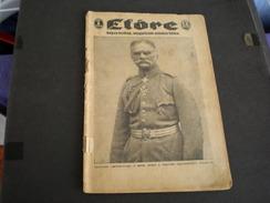 Hungary Elore Militaria 1917WW1 47 Pages Mohamedan Albanok Skutariban - Boeken, Tijdschriften, Stripverhalen
