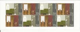 Faroe  Islands MNH 2006 #478-#479 Complete Booklet Set Of 2 Sandur Church - Féroé (Iles)