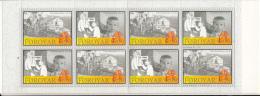 Faroe  Islands MNH 2008 #497 Complete Booklet Set Of 2 Hoydalar TB Sanatorium Centenary - Féroé (Iles)