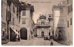 ITALIE CAMPOROSSO PIAZZA GARIBALDI - Italie