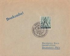 DR Brief EF Minr.745 SST Breslau 22.5.40 - Briefe U. Dokumente
