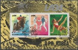 KOREA NORD, 1983, TOPIC, MS Used - Korea (Nord-)
