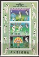 Antigua 1972 Minisheet, Mint No Hinge, Sc# 299a - 1960-1981 Autonomie Interne