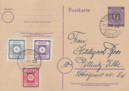 Gemeina. GS Zfr. Minr.61,62,63 Dresden 11.2.46 - Gemeinschaftsausgaben