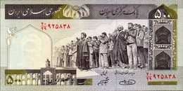 IRAN 500 RIALS De 2003nd  Pick 137A  UNC/NEUF - Iran