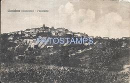 67469 ITALY MONTEFANO MACERATA VIEW PANORAMA POSTAL POSTCARD - Italia