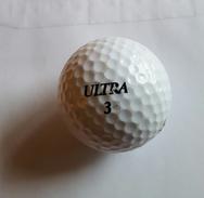 Joli 1 Balle De Golf Collection ULTRA 3 Wilson.90 - Habillement, Souvenirs & Autres