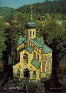 AK - Marienbad - Marianské Lazně - Tschechien - Kirche Church Kerk - Kirchen U. Kathedralen