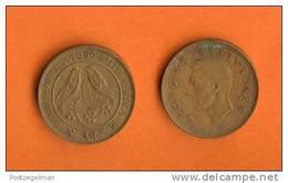SOUTH AFRICA 1948-1950 1/4 Penny George VI Km32.1, C851 - Zuid-Afrika