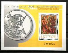 2001 SPAGNA Foglietti    Nuovo ** MNH - 1931-Oggi: 2. Rep. - ... Juan Carlos I