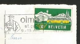 ST. GALLEN OLMA Messe Für Land- Und Milchwirtschaft 1958 - SG St. Gall