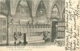 Château De GAESBEEK - La Salle Des Chevaliers - Lennik