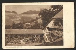 KRINDE BE KRINDENHOF Sigriswil Gartenlaube Gunten 1937 - BE Berne