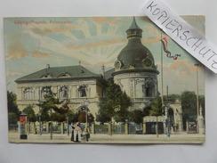 Leipzig-Plagwitz, Felsenkeller, Gel. 1907 - Leipzig
