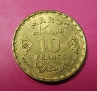Morocco 10 Francs - Maroc