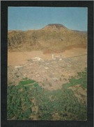 Saudi Arabia Picture Postcard Aerial View  Al Ula View Card - Saudi Arabia