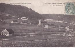 10 LA GRAND COMBE DE MORTEAU                                    Le Bas Du Village - France