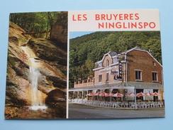 Les BRUYERES - NINGLINSPO ( Prop. Schmeits - Lanni Nonceveux ) ( Zie Foto Voor Details ) Anno 19?? !! - Aywaille