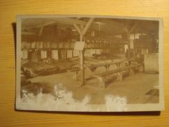 CPA PHOTO PRISON MILITAIRE ? - Guerre 1914-18