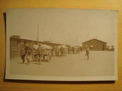 CPA PHOTO PRISON MILITAIRE ? - War 1914-18