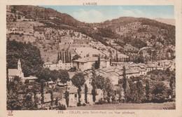 09 - CELLES - Vue Générale - France