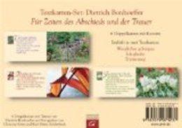 Für Zeiten Des Abschieds Und Der Trauer : Textkarten-Set: 6 Doppelkarten Mit Kuverts. - Livres, BD, Revues