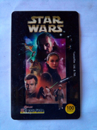 Philippines Phonecard PLDT Touch Card 100 Pesos Star Wars Used