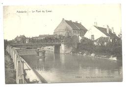 T50, ADINKERKE , LE PONT DU CANAL - De Panne