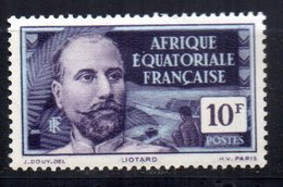 Col3 :  AEF Afrique : N° 61 Neuf XX MNH , Cote : 7,00€ - A.E.F. (1936-1958)