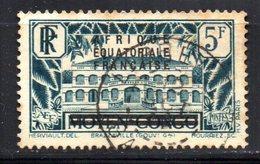 Col3 :  AEF Afrique : N° 14  Oblitéré , Cote : 41,00€ - A.E.F. (1936-1958)