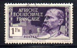 Col3 :  AEF Afrique : N° 51  Oblitéré , Cote : 1,25€ - A.E.F. (1936-1958)