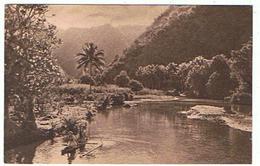 MISSIONS D OCEANIE  AU FIL DE L EAU    **** A   SAISIR ***** - Postcards