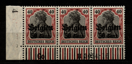 Belgien,20a,Go 3054.16,xx, - Besetzungen 1914-18