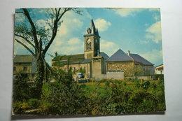 D 12 - La Salvetat Peyrales - L'église - Les P.T.T. - Otros Municipios