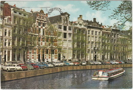 Amsterdam: PEUGEOT 404, FIAT 600, MINI VAN, VW 1200 & KARMANN GHIA, FORD 12M P4, DODGE KINGSWOOD,SIMCA 1000,PANHARD PL17 - Voitures De Tourisme