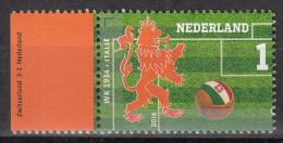 Nederland - Oranje Op Het WK-Voetbal - WK 1934 - Italië - MNH/postfris - NVPH 3187b - Periode 2013-... (Willem-Alexander)