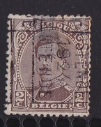 Oostende 1924  Nr. 3250B Tanding Rechts Kort