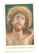 RELIGION - LIMPIAS - Le Saint Christ Prodigieux 1923 - Cantabria (Santander)