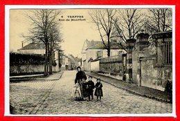 78 - TRAPPES --  Rue De Montfort - Trappes