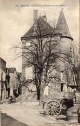 - BELVES - Le Château Et L'Entrée De La Grand'Rue - France