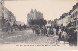 LE NEUBOURG - Place Du Marché (partie Est) - Très Animé - Le Neubourg