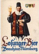Lofunger = Bier - Beaukaus Nürnberg - Bière (95705) - Pubblicitari