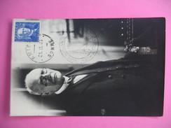 Carte-Maximum    N°599 Centenaire De La Naissance Du Physicien Edouard Branly  1944 - 1940-49
