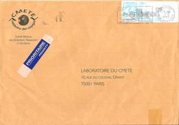 Nouvelle-Calédonie - LISA *280F Sur Papier Cagou - Automatenmarken