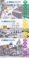 3 Phonecards Ecuador
