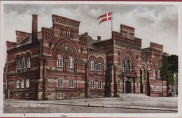 Denemarken Denmark Danmark Fredericia. - Raadhuset 1946 La Urbdomo De Esperanto - Danemark